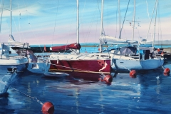 Yachts on a sunny day_Sergei Minin_lady_ju_gallery 2500 x 1855